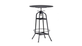 Image of a Angel - Iron Cocktail Table
