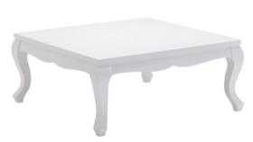 Image of a Arianna - White Coffee Table