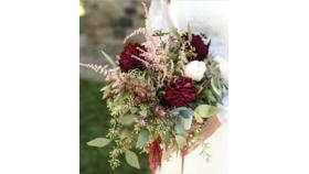 Image of a Ashley Bridal Bouquet