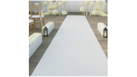 Image of a Aisle Runner