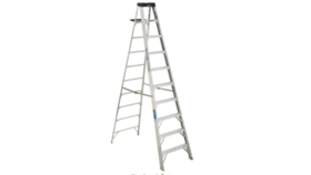Image of a 10 foot Ladder