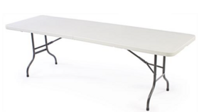 Image of a 8' Rectangle Table
