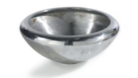 Image of a Olga- Silver Oversized Dish