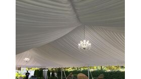 Image of a Tent Liner