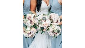 Image of a Bridesmaid Bouquet