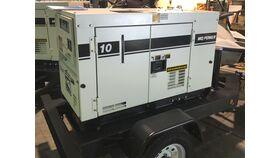Image of a 10 kW Diesel Generator - G8