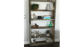Image of a Barn Wood Shelving
