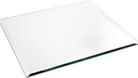 """Image of a 13"""" Square Beveled Mirror"""