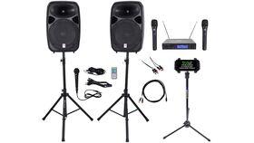 Image of a Karaoke Sound System