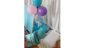 Image of a The Duke Teepee Party Package