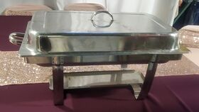 Image of a 8 Qt. Full Size Stackable Chafer