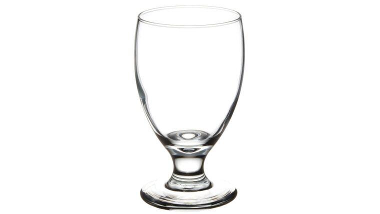 Picture of a Glassware - Short Stemmed Goblet 10.5 oz