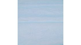 Image of a Aqua Crush Organza  90'' Square -no border