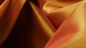 Image of a Burnt Orange Taffeta Napkin