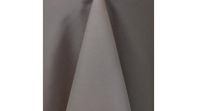 """Image of a Camel Lamour Matte Satin 108"""" Round"""