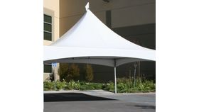 Image of a 20'x20' Frame Tent