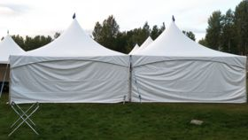 Image of a Tent Walls