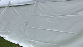Image of a Sidewall Solid 7'x20'