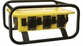 Image of a 50 amp power distro box (outdoor)