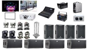"""Image of a """"All-in-One"""" Concert Bundle"""