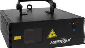 Image of a LaserWorld - EL-400RGB