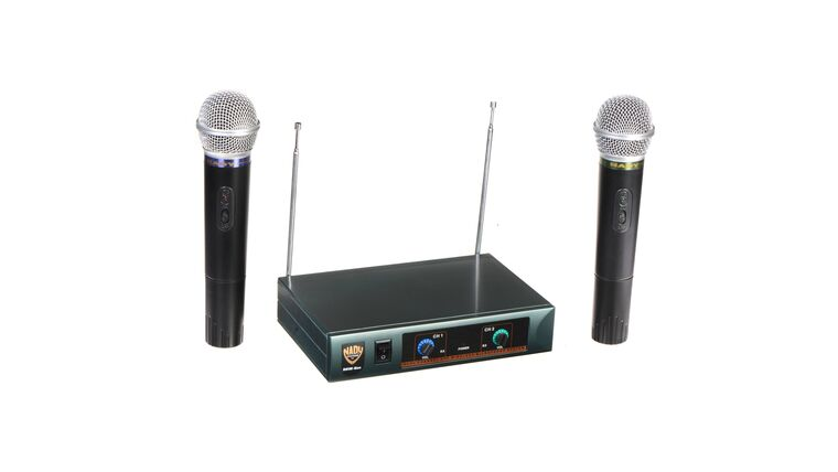 Picture of a DKW Duo Wireless Mics