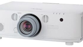 Image of a NEC NP-PA622U Projector