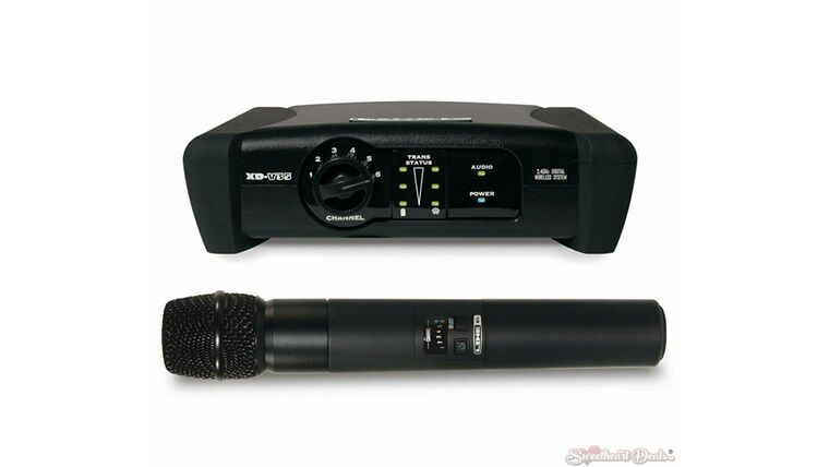 Picture of a Line 6 Wireless Mic Pack