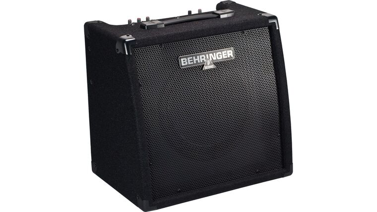 Picture of a Behringer K450FX - Ultratone Keyboard/PA Amplifier