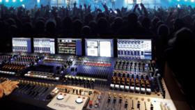 Image of a Sound Technician