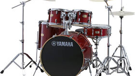 Image of a Yamaha Drum Kit