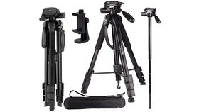Image of a Standard Camera Tripod