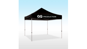 Image of a 10 x 10 canopy tent