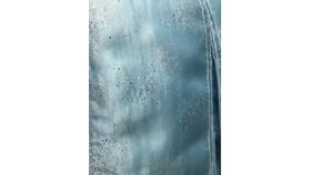 Image of a Chair Sash - Organza / Sparkle = FROZEN BLUE