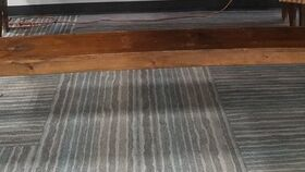 Image of a 8' Mahogany Bench