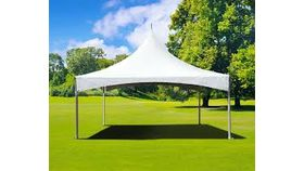 Image of a 15'x15' Tension Top Tent - With Sidewalls
