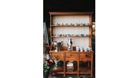 Image of a Buffet and Hutch
