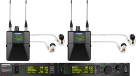 Image of a Shure PSM1000 Wireless IEM