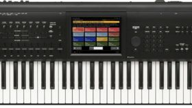 Image of a Korg Kronos 61-Key Workstation