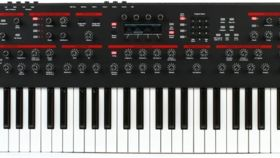 Image of a Dave Smith Instruments Prophet 12 61-key Synthesizer