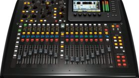 Image of a Behringer X32 Compact Mixer