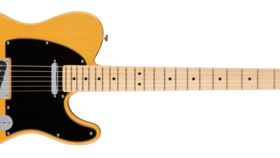 Image of a Fender American Professional Telecaster - Butterscotch Blonde