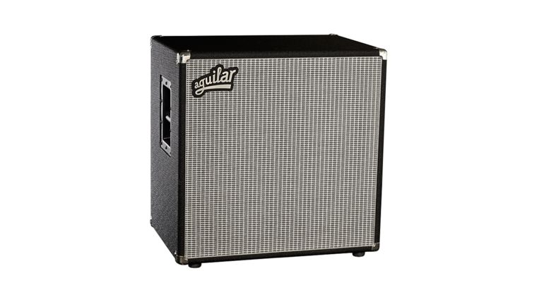 """Picture of a Aguilar DB410 4x10"""" Cabinet"""