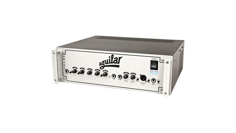 Picture of a Aguilar DB751 750 Watt Hybrid Bass Head