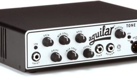 Image of a Aguilar Tone Hammer 500 Superlight 500 Watt Bass Head