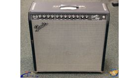 Image of a Fender Super-Amp Pro Tube Series Guitar Amp Combo 4x10 60W