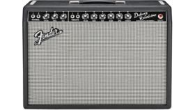 Image of a Fender 65' Deluxe Reverb 1x12 Tube Combo Amplifier