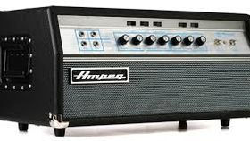 Image of a Ampeg SVT VR Bass Head