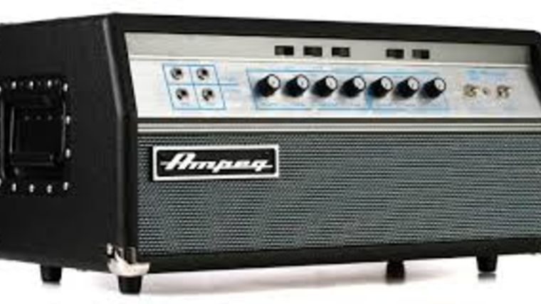 Picture of a Ampeg SVT VR Bass Head