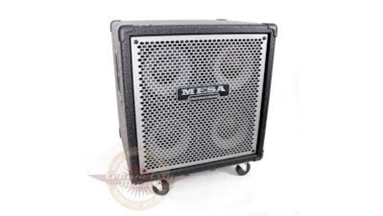Picture of a Mesa Boogie 4x10 Cab